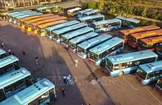 Provincias de Vietnam por estrechar cooperación para garantía de servicios de transporte