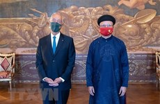 Portugal aspira a robustecer cooperación con Vietnam
