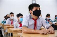 Ciudad Ho Chi Minh emite criterios para la seguridad sobre el COVID-19 en las escuelas
