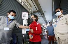 """Camboya se acerca a la """"reapertura"""" con cifras alentadoras del COVID-19"""