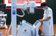 JICA seguirá apoyando a Vietnam en capacidad médica para combatir el COVID-19