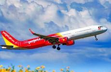 Aerolínea vietnamita Vietjet reabrirá 48 rutas nacionales