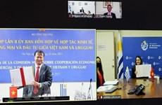 Vietnam y Uruguay buscan fortalecer lazos económicos