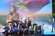 Celebran programa artístico por 60 aniversario de apertura de ruta marítima Ho Chi Minh