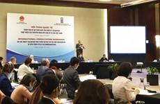Vietnam se une a esfuerzos internacionales para garantizar derechos humanos