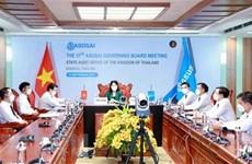 Auditoría Estatal de Vietnam cumple con éxito mandato como presidente de ASOSAI