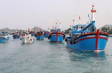Vietnam perfeccionará mecanismo de gestión de la pesca con sugerencias de la Comisión Europea