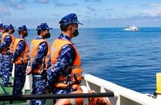 Concluyen patrulla conjunta entre guardias costeras de Vietnam y China
