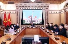 Banco Asiático dispuesto a brindar asistencia integral a Ciudad Ho Chi Minh