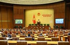 Analiza Parlamento vietnamita labor judicial y lucha anticorrupción