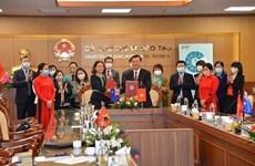Australia amplía apoyo a Vietnam en desarrollo de recursos humanos