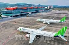 Reabrirán vuelos comerciales entre provincia vietnamita de Quang Ninh y Ciudad Ho Chi Minh