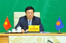 Vietnam insta a empresas de ASEAN a adaptarse a la nueva normalidad