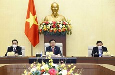 Evalúa Parlamento de Vietnam primeros días de trabajo del segundo período de sesiones