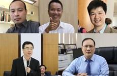 Académicos vietnamitas a la vanguardia en el mundo