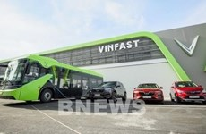 Ponen en marcha primera ruta de autobús eléctrico inteligente en isla vietnamita de Phu Quoc