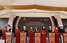 Arranca construcción de cuatro proyectos clave en provincia vietnamita de Quang Ninh