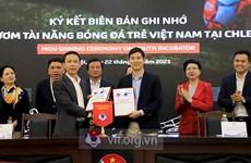 Fútbol vietnamita promueve cooperación integral con la Bundesliga
