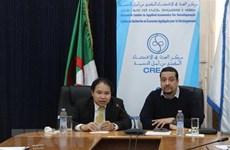 Efectúan en Argelia seminario sobre economía y comercio exterior de Vietnam