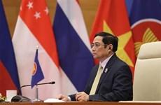 Ratifica Vietnam compromiso de impulsar lazos entre la ASEAN y Corea del Sur