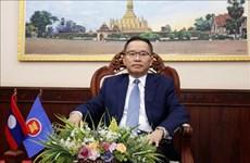 Laos enfatiza importancia de promover papel central de la ASEAN