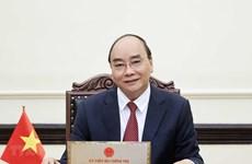 Presidente de Vietnam participará en debate abierto sobre cooperación ONU-Unión Africana