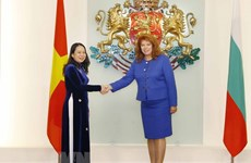Realiza vicepresidenta de Vietnam visita oficial a Bulgaria
