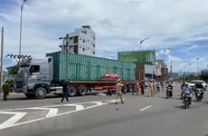 Accidentes de tráfico en Vietnam disminuyen en diez meses de 2021