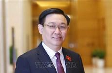 Presidente del Parlamento vietnamita felicita a Austria por su fiesta nacional