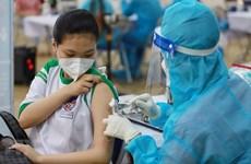 Ciudad Ho Chi Minh inicia vacunación contra el COVID-19 para alumnos