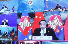 China desea intensificar cooperación con la ASEAN