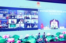 Vietnam participa en XVII Simposio Naval del Pacífico Occidental