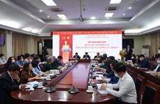 Efectúan seminario sobre misiones del periodismo en proteger base ideológica del Partido
