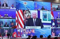 Presidente estadounidense valora nexos con la ASEAN