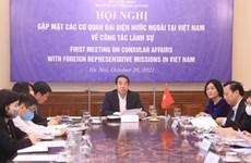Actualizan política consular de Vietnam en contexto del COVID-19