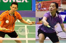 Raquetistas vietnamitas participarán en Mundial de Bádminton 2021