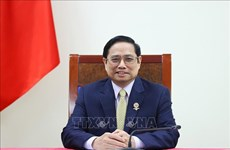 Celebrarán mañana Diálogo estratégico nacional entre Vietnam y Foro Económico Mundial