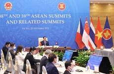 Clausuran Cumbres 38 y 39 de la ASEAN y citas anexas