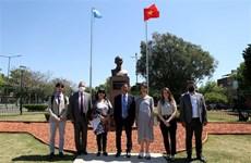 Honran al Presidente Ho Chi Minh en Buenos Aires
