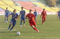 Vietnam debuta con victoria en campeonato asiático de fútbol sub-23