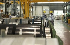 Exportaciones de acero y hierro de Vietnam se prevén con perspectivas de crecimiento