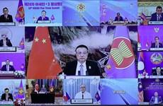 XXIV Cumbre ASEAN + 3 emite su Declaración Presidencial
