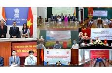 India apoya implementación de Proyectos de Impacto Rápido en Vietnam
