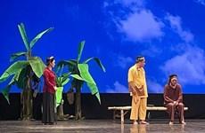 Gala artística concluye semana conmemorativa por centenario de arte dramático vietnamita
