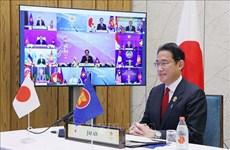 Japón apoya esfuerzos de la ASEAN en solución de cuestión de Myanmar