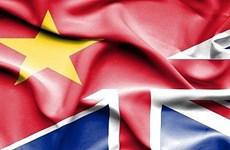 Vietnam y Reino Unido por impulsar lazos bilaterales en era de competencia