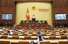 Asamblea Nacional de Vietnam discute leyes de Cine y de Emulación y Recompensa
