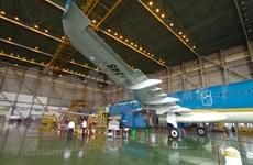 Debuta primera compañía conjunta Vietnam- Singapur para mantenimiento de aeronaves