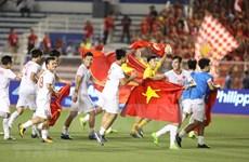 [Fotos] Sueño cumplido: Vietnam se proclama por primera vez campeón de SEA Games