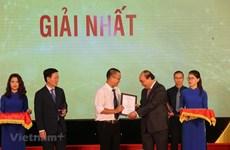 VietnamPlus gana primer título del Premio Nacional de Información al Exterior